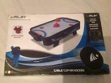 Mini air hockey table 45.7cm w 28.6cm l