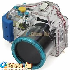 40M 130ft WaterProof Underwater Housing Case For Sony NEX-C3 Camera 18-55mm Lens