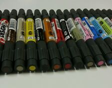 Eberhard Faber Design 2 Art Markers +100 *RARE* with Colorless Blender LIMITED**