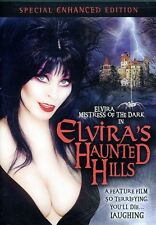 Elvira's Haunted Hills 741952697497 (DVD Used Very Good)