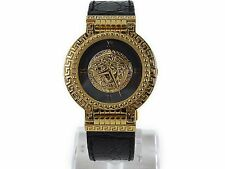 GIANNI VERSACE Medusa Vintage watches unisex 100% Authentic From JAPAN