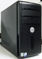 Dell Computer PC Intel Core 2 Duo E8400 @ 3.00GHz 4GB Ram 250GB HD Wi-Fi 1GB GT710