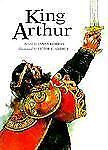 King Arthur (Oxford Illustrated Classics Series)-ExLibrary
