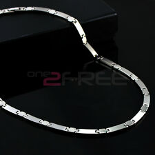 Power Ionics Pure Germanium Genuine 100% Titanium Necklace Balance Body w/Box