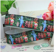 New In the Night Garden ribbon 1m long includes Igglepiggle & Upsy Daisy