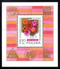 Poland - 1978 30 years youth movement Mi. Bl. 72 MNH
