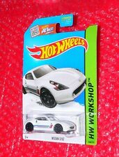 2015  Hot Wheels  HW Workshop Nissan 370Z #248    CFM04-D9B0Q