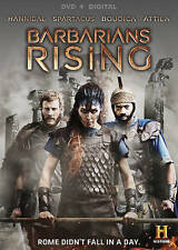 Barbarians Rising (DVD, 2016, 2-Disc Set) Brand New Ships Worlwide