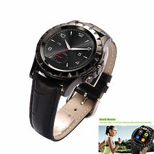 Bluetooth Smart Watch Heart Rate Monitor For Samsung S6 Edge S5 Motorola E X G