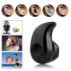 Mini Wireless Bluetooth 4.0 Stereo In-Ear Headset Earphone For Samsung iphone