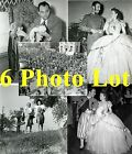 GONE WITH THE WIND CANDID SET 5 MOVIE PHOTO LOT COLLECTION 15D