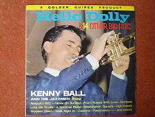 KENNY BALL & HIS JAZZMEN PLAY HELLO DOLLY & 14 OTHER BIG HITS
