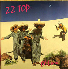 Z.Z. TOP - El Loco - LP - washed - cleaned - L4381