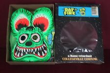 "Vintage Rat Fink Halloween Costume Collegeville 1990 Ed ""Big Daddy"" Roth MIB"