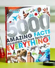The Lakeside Collection Discovery Kids™ 5000 Facts Book - Book