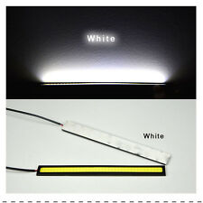 LED White Lights Waterproof COB 12V Car lamp for DRL Fog Light Driving new 1pc