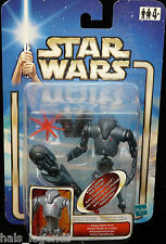 Star Wars Attack of the clones. SUPER BATTLE DROID. New!