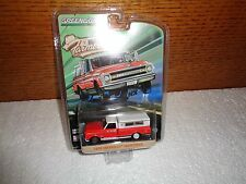 GREENLIGHT OKC STREET OUTLAWS FARM TRUCK FARMTRUCK 1970 70 CHEVY PICKUP RED GM