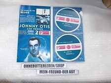 CD Jazz Johnny Otis + Friends - Story Of The Blues 2Disc (38 Song) MEMBRAN