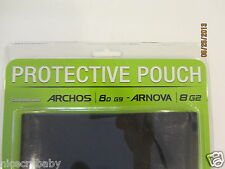 New in Package Archos Protective Case for Archos 80 Gen9 Arnova 8 G2 Series