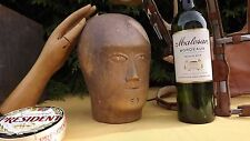 Antique Wood Carved Articulated Hand Early Mannequin Store Display pop art deco