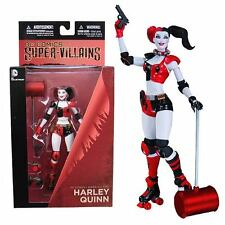 DC Comics New 52 Roller Derby Harley Quinn - Brand New