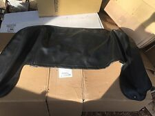 1995 THRU 2002 VW CABRIO CONVERTIBLE TOP BOOT BLACK USED