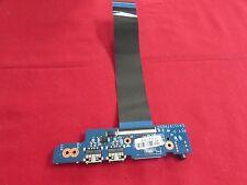 """LENOVO IBM IDEAPAD FLEX 15 15.6"""" USB AUDIO BOARD W/ CABLE DA0ST6TH6D0 GENUINE"""