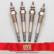 Glow Plug SET - Jackaroo UBS69 3.1TDi 4JG2 (92-98)