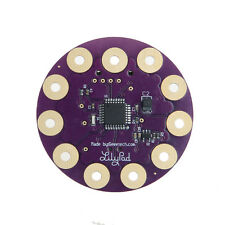 Geeetech LilyPad Iduino SimpleSnap ATmega328V based E-Sewing for Arduino