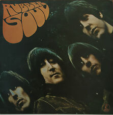 THE BEATLES Rubber Soul LP. Excellent Condition
