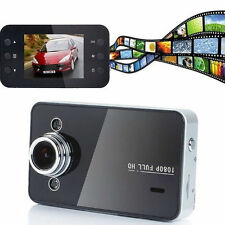 "HD 2.7"" LCD 1080P Car DVR Camera Video Recorder Dash Cam Night Vision Vehicle."