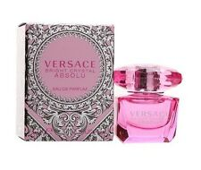 Versace Bright Crystal Absolu Women Mini Bottle 0.17 OZ 5 ML Eau de Parfum Nib