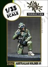 1/35 scala resina kit moderno Australiano soldado militar modelo set de DJITI