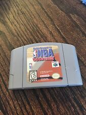 NBA Courtside Nintendo 64 N64 Game Cart Works- NE5