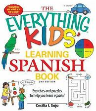 The Everything Kids' Learning Spanish Book: Exercises and puzzles to help you l