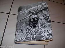 Olympia 1932  Zigaretten-Bilder-Album, Sammelbilder - Olympische Spiele,