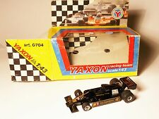 Lotus JPS F1 Formel 1 Rennwagen racing car M. Andretti #5, Yaxon in 1:43 boxed!