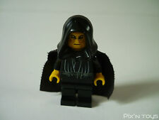 LEGO STAR WARS / Minifigures SW386 - Emperor Palpatine Yellow Head Yellow Hands