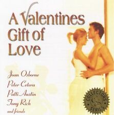 Various Artists A Valentines Gift of Love CD