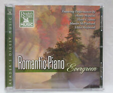 Romantic Piano: Evergreen by Various Artists (CD, Aug-1999, Delta Distribution)