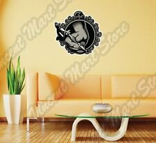 Tattoo Machine Ink Gun Artist Paint Ski Wall Sticker Room Interior Decor 22""