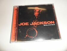 CD   Joe Jackson  ‎– Body And Soul
