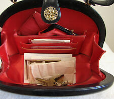 Rare Vintage 50's Prestige Doctor Handbag Howard Hughes & Royal Hawaiian Hotel +