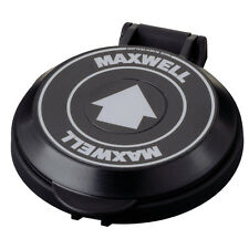 Maxwell P19006 Covered Footswitch Foot Switch (Black) for Windlass/Winch/Capstan