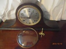 Antique Sessions Clock Mantle? Sessions Made U.S.A. Needs Repair has Key, Label