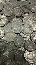 Collection of Old Buffalo Nickels Listed Here Contain 10 Coins From ...