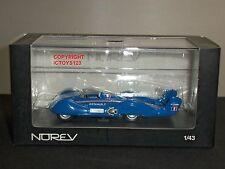 Norev 517994 renault etoile filante bleu diecast voiture modèle