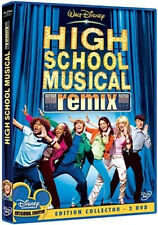 12975 // High School Musical : Premiers pas sur scène - Remix  collector 2 DVD