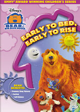 Bear in the Big Blue House: Early to Bed, Early to Rise (2005, REGION 1 DVD New)
